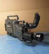 Sony DXC-637 Color Video Camera+Sony BVV-5+SONY DXF-601+Fujinon A17X9BERM-9