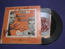 Kreisler Melodies Autographed Whittemore & Lowe 10-inch 33 1/3 LP