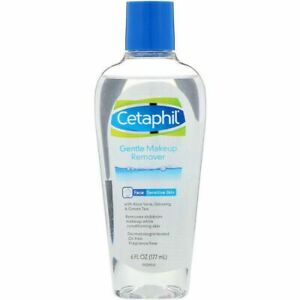 Cetaphil, Gentle Makeup Remover, 6 fl oz (177 ml) I