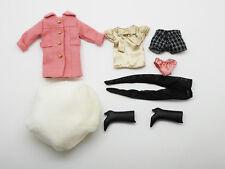 """7PCS 12"""" Blythe Doll Factory  Blythe's Original Raspberry Sorbet's Outfit JS16"""