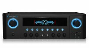 New Technical Pro 1000W Professional Audio Receiver with USB/SD Card Input & MP3