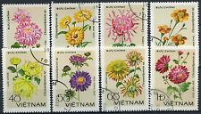 Used Postage Vietnamese Stamps