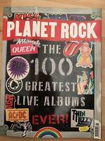 PLANET ROCK 2020 the Who Genesis The Doors Jimi Hendrix Iron Maiden Rush