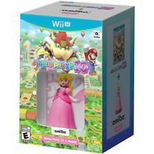 Mario Party 10 + Peach amiibo (Wii U, 2016)