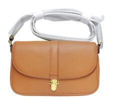 Michael Kors Charlton Acorn Gold Large Crossbody Leather Hand Bag 32S6GCNC2L