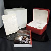 OMEGA SPEEDMASTER PROFESSIONAL 3570.50 WATCH BOX CASE 100%Authentic FZ1205 KM1