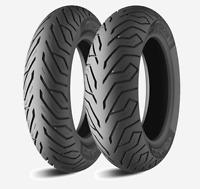 Pneumatico gomma Michelin City - Grip 120/70-12 TL 51P M/C, ruota anteriore