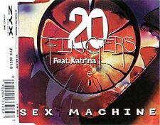 20 Fingers Sex machine (#zyx8021, feat. Katrina) [Maxi-CD]