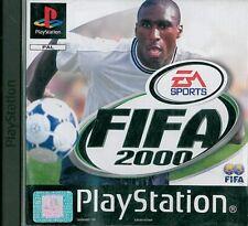 FIFA 2000 Sony Playstation 1 PS1 3+ Football Game