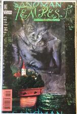 Sandman #75 (1996) DC Vertigo Neil Gaiman Last Issue VF+ Rare 2ND PRINT w/Poster