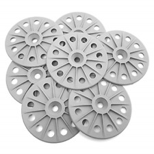 60mm Reinforced 30% Glass Fibre Washers for Fixing Rigid Insulation Boards, Mid
