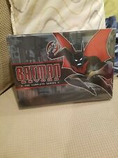 New Sealed Batman Beyond: The Complete Series Limited Edition 9-DVD Box Set