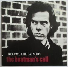 "NICK CAVE AND THE BAD SEEDS - 3 TRACKS FRANCE PROMO CD ""THE BOATMAN'S CALL"""