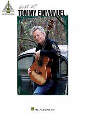 Best of Tommy Emmanuel Sheet Music Guitar Tablature Book NEW 000690909