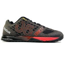 Reebok Crossfit Nano 5.0 CR5FT Training Sneakers Shoes Black Red Mens Size 9