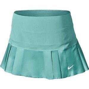NWT Women's Nike Woven Pleated Tennis Skirt 546086 466 Size XS~XL