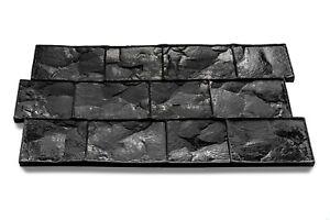 London Cobble Concrete Imprint Mats - 76cm x 44cm