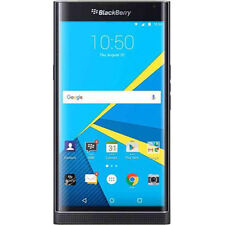 BLACKBERRY PRIV STV100-2 BLACK 32GB (UNLOCKED) BRAND NEW & BOXED 4G LTE