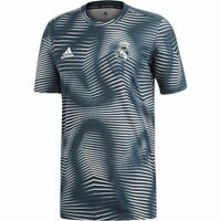 ADIDAS REAL PRE MATCH SHIRT CAMISETA OFICIAL REAL MADRID 2018/19 ENTRENO DP2920