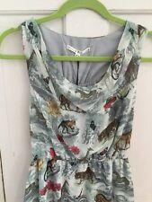 Yumi Modcloth Uttam Boutique Safari Dress Nwt 6