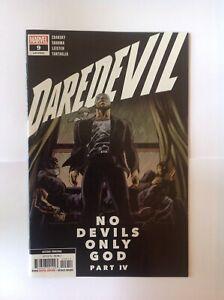 DAREDEVIL #9. 2nd Printing Sharma Variant Cover. Marvel Comics (2019).