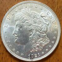 1921 Morgan Dollar BU**** Check It Out!  KM# 110 #AA453-9