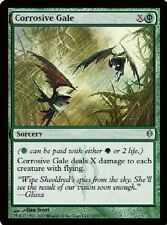 2x MTG: Corrosive Gale - Green Uncommon - New Phyrexia - NPH - Magic Card