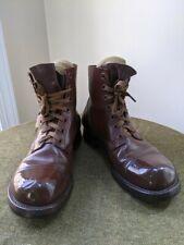 Original Wwii Service Shoes Excellent Condition Size 9