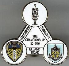 15/16 Leeds United (Utd) v Burnley