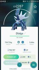 Dialga Trade Pokemon GO