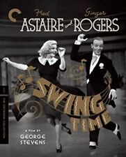 George Stevens Swing Time Blu-ray Criterion Collection