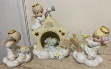 New ListingPrecious Moments Heavenly Daze - The Star Smith Set of 3 figurines