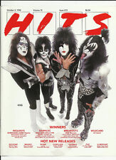 KISS & Brandy  TRADE AD POSTER for 98 CD GENE SIMMONS Ace Frehley PAUL STANLEY