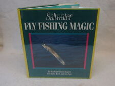 Linda and Neal Rogers SALTWATER FLY FISHING MAGIC Earth and Great Weather 1994