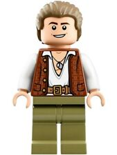 Lego Pirates of the Caribbean Henry poc036 (From 71042) Minifigure Figurine New