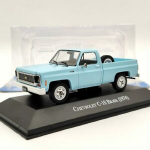 IXO 1:43 Chevrolet C10 Brava 1974 Pick UP Truck Diecast Model Limited Collection