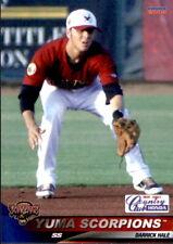 2008 Yuma Scorpions Choice #11 Darrick Hale Downey California CA Baseball Card