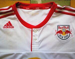 New York Red Bulls jersey shirt soccer 2010 MLS season Thierry Henry