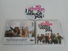 10 THINGS I HATE ABOUT YOU/SOUNDTRACK/VARIOUS(EDEL 0102542HWR) CD ALBUM