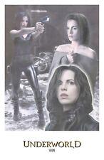 Underworld Selene Limited Edition Convention Poster Art Print - Kate Beckinsale