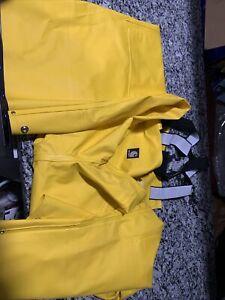 Carhartt Waterproof Overalls Medium M Yellow R39YLW