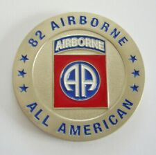 """COINS """"82nd AIRBORNE DIVISION"""""""