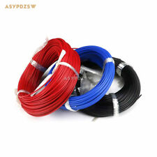 RV0.5 Sqm OFC copper core power connection soft wire Electronic module cable 20M