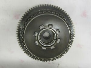 Genuine '93 Harley Davidson Sportster primary clutch hub basket assembly 19k mi.