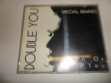 Cd  With Or Without You von Double You (1993) - Single