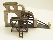 ROMAN AQUEDUCT UNDER CONSTRUCTION (Gangs of Rome) 28mm ASSEMBLED & PAINTED MDF