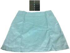 Aureus Women Golf Clothing Skort Skirt Shorts Ladies Performance Wear Light Blue