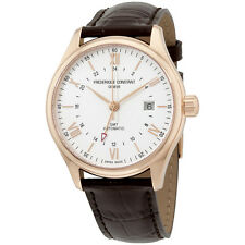 Frederique Constant Men's FC350V5B4 Classics Swiss Automatic Brown Watch