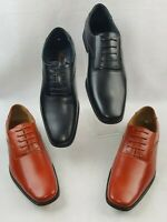 Ferro Aldo Shoes Mens Lace-Up Oxford Dress Shoes Jeremiah