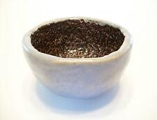 Folk Art Studio Pottery Bowl - Textured Interior - Signed - Canada - Late 20th C